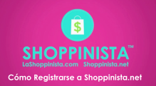 Cómo Registrarse a Shoppinista.net
