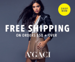 A'GACI – Free Shipping on orders $50 and over