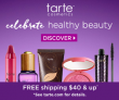 Tarte Cosmetics- FREE shipping $40 & Up