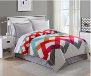 $34.99 Essential Home Comforters Sets (Any Size)