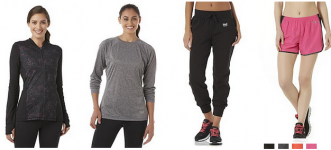 50% Off – Women's Activewear Everlast