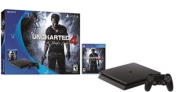 PlayStation 4 Slim 500GB Console – Uncharted 4 Bundle – Black Friday
