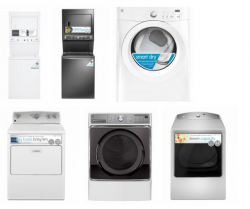 Lavadoras y Secadoras, Económicas y Buenas