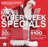 Macys Cyber Monday Deals 2016