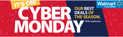 Walmart Cyber Monday Deals & Ad 2016