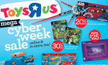 Toys R' Us Cyber Monday Deals & Ad 2016