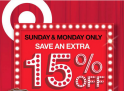 Target Cyber Monday Deals & Ad 2016