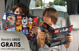 Revista de LEGO Gratis