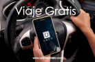 Viaje en Uber Gratis