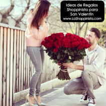 Ideas de Regalos Shoppinista para San Valentín