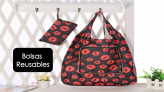 Bolsos Reusables de Compra (Eco amigables) –  Reusable Shopping Bags
