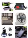 Artículos para la temporada de huracanes o camping