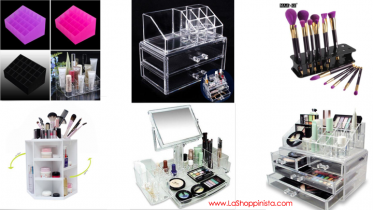 Organizadores de Maquillajes (Makeup Organizer)