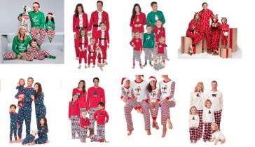 Pijamas de Navidad para la Familia – Christmas Pijama Family