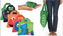 Reemplazo a Las Bolsas Plásticas de Compra a Bolsos Reusables o de Tela