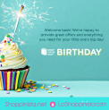 Regalos de Cumpleaños por Shop Your Way Birthday
