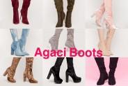 Agaci Woman Boots – Botas de Mujer