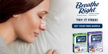 Muestra Gratis Breathe Right