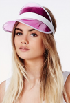 Fashion Unisex Sun Visor Hat (Visceras)
