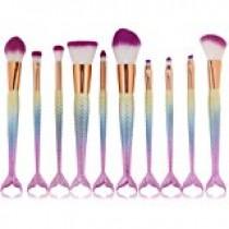 Unicorn/Mermaid Makeup Brushes