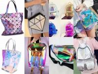 Hologram Bags (Tote Bags, Handbags, Backpacks, Crossbody bags)