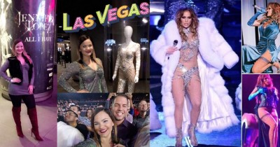 Jennifer Lopez All I Have at Las Vegas #JLoVegas 2016