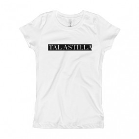 Tal Astilla – T-Shirt Niña