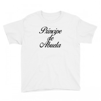Principe de Abuela – Youth Short Sleeve T-Shirt