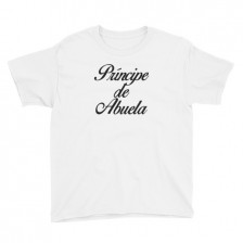 Principe de Abuela – Youth Short Sleeve T-Shirt