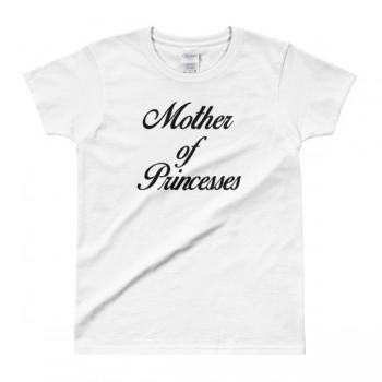 Mother of Princesses (Princesas) – Ladies' T-shirt