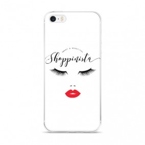 Smart & Beautiful Shoppinista – iPhone 5/5s/Se, 6/6s, 6/6s Plus Case