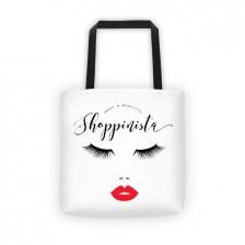 Smart & Beautiful Shoppinista Tote bag