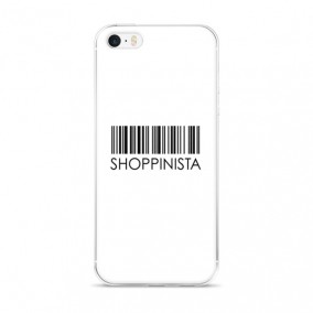 Shoppinista Barcode – iPhone 5/5s/Se, 6/6s, 6/6s Plus Case