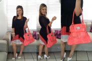 Outfit Shoppinista + Haul: Ross, Forever 21 & VOD Handbags