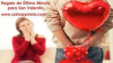 Regalos de Último Minuto para San Valentín