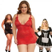 Ropa Interior Para Mujeres Talla Grande – Plus Size Lingerie