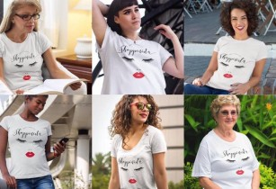 Smart & Beautiful Shoppinista T-Shirts
