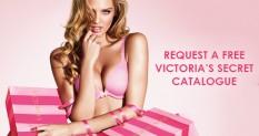 Recibe Catálogo de Victoria's Secret Gratis