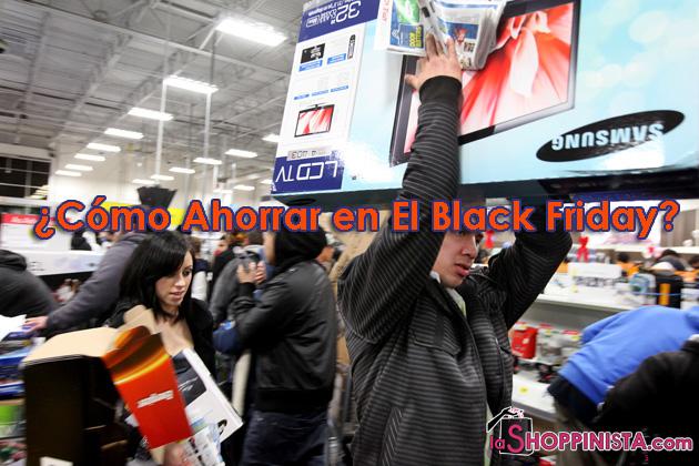 """¿Cómo Ahorrar Dinero en Compras del """"Black Friday""""?"""