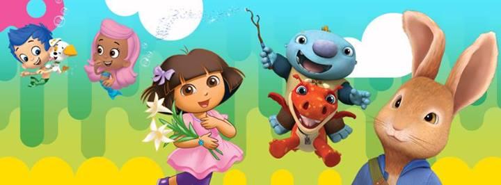 Regalo Gratis- Libros Digitales de Colorear Imprimibles de Dora la exploradora, Team Umizoomi, Lalaloopsy, Peppa Pig y más. (Nick JR)