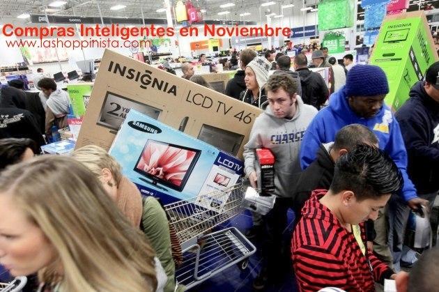 Compras Inteligentes en Noviembre