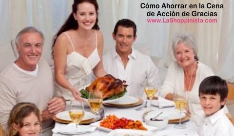 Cómo Ahorrar en la Cena de Acción de Gracias