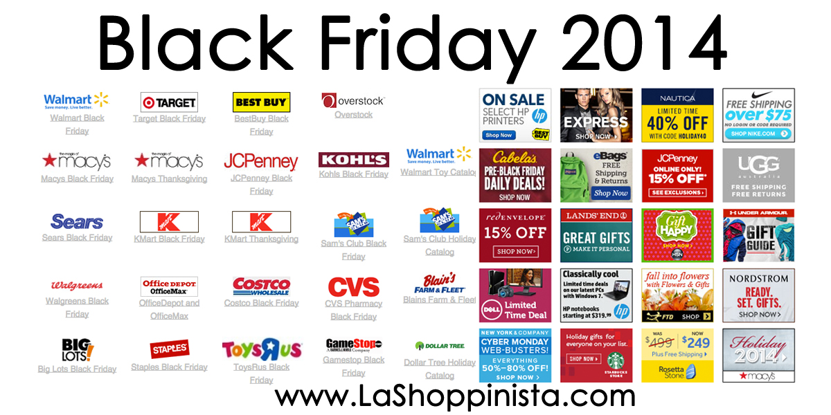 Compras de Viernes Negro (Black Friday Deals)