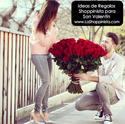 Ideas de Regalos Shoppinista para San Valentín