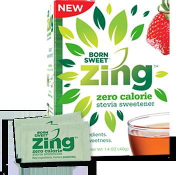 Muestra Gratis Azúcar Zing Zero