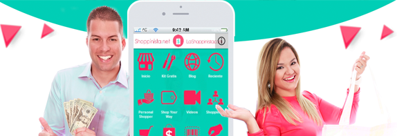 Cómo Usar la Aplicación Móvil La Shoppinista