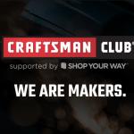 Craftsman club shop your way