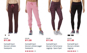 50% Off - Women's Activewear Everlast
