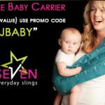 free baby carrier - hamaca de cargar bebe