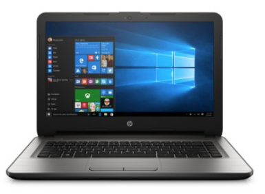 HP 14-Inch Notebook (AMD E2, 4GB RAM, 32 GB Hard Drive) with Windows 10
